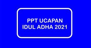 DOWNLOAD PPT UCAPAN IDUL ADHA 2021